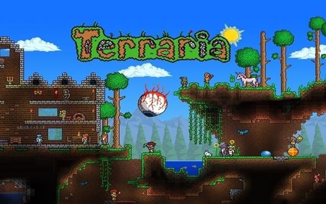 Terrari là top game trên Android hay