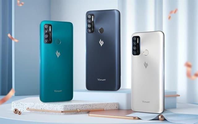 Điện thoại Vsmart Live