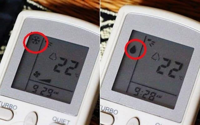Chọn chế độ làm mát phù hợp cũng là cách giúp bạn tiết kiệm điện năng'