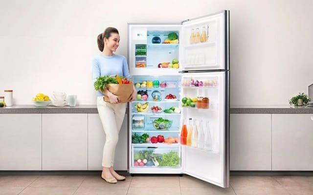 Tủ lạnh ngăn đá trên thích hợp cho gia đình thích sự đơn giản, tiết kiệm