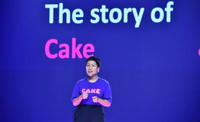 Bà Nguyễn Hoàng Phương – CEO Be Group giới thiệu về Cake