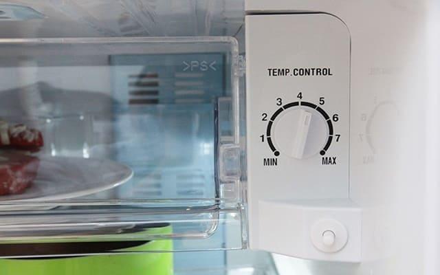 Cách điều chỉnh nhiệt độ tủ lạnh chuẩn cho ngăn đá