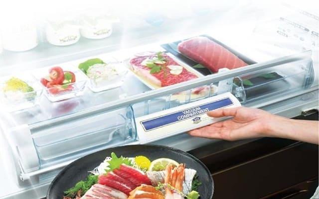 Cách điều chỉnh nhiệt độ tủ lạnh dành cho ngăn giữ rau củ riêng