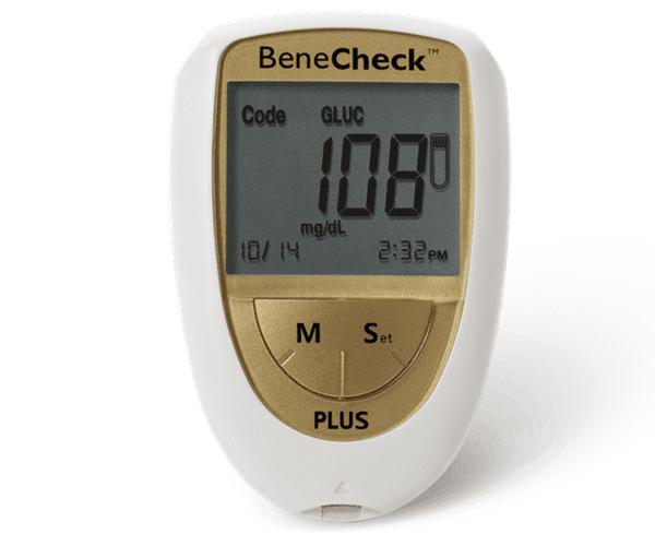 General Life BiotechnologyMáy Đo Đường Huyết BeneCheck Plus