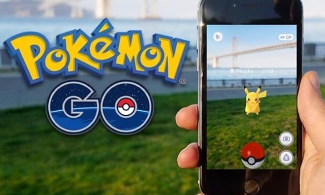 Pokemon Go trò chơi hiện đại trên smartphone