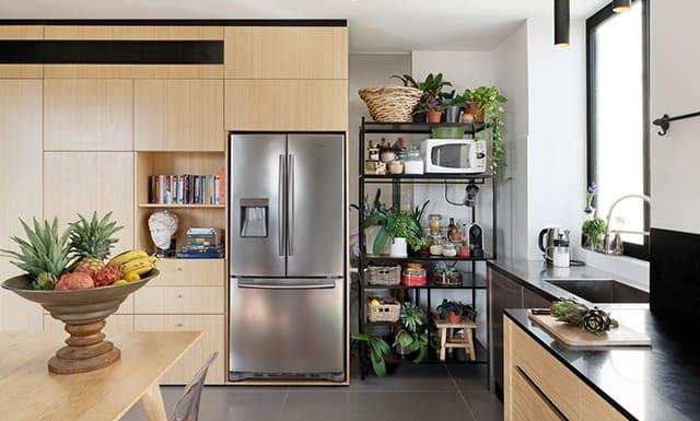 Nên chỉnh nhiệt độ tủ lạnh phù hợp cho từng ngăn