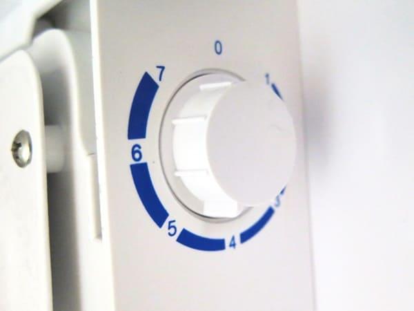 Những nút điểu chỉnh nhiệt độ tủ lạnh