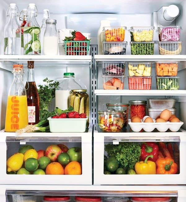 Điều chỉnh nhiệt độ ngăn mát tủ lạnh