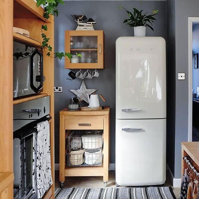 Chọn mua tủ lạnh giá rẻ, không chiếm quá nhiều diện tích