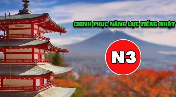 Giới thiệu khóa học Chinh phục kỳ thi năng lực tiếng Nhật N3
