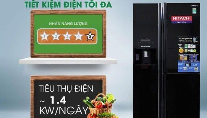 Chọn mua tủ lạnh side by sidecần lưu ý những điều gì?