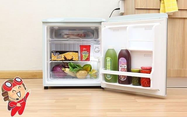 Chọn mua tủ lạnh mini của thương hiệu uy tín
