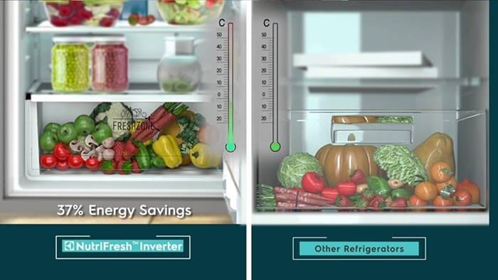 Công nghệ TasteGuard trên tủ lạnh Electrolux là gì?
