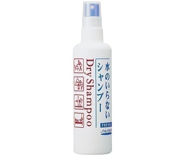 Shiseido Fressy Dry Shampoo