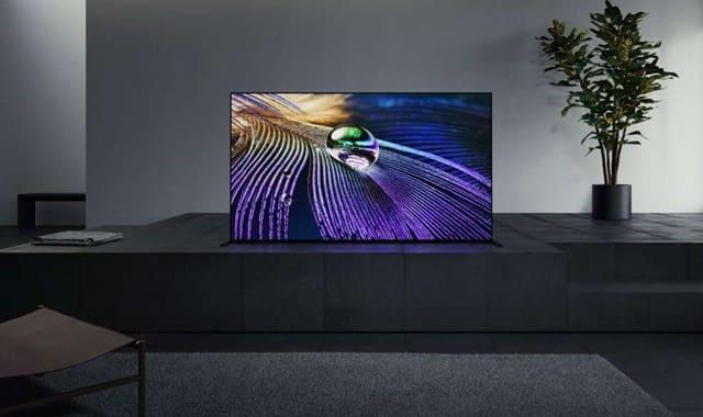 Tivi Sony 4K OLED XR-A80J