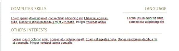 Ví dụ về kỹ năng mềm, các kỹ năng khác trong tiếng Anh