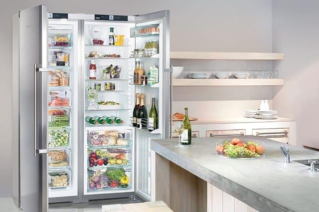 Nên mua tủ lạnh loại nào có kiểu dáng phù hợp với diện tích căn phòng