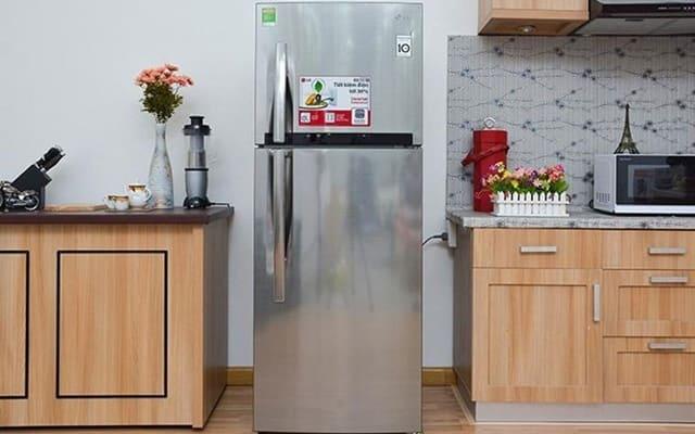 Nên mua tủ lạnh hãng nào? Tủ lạnh LG