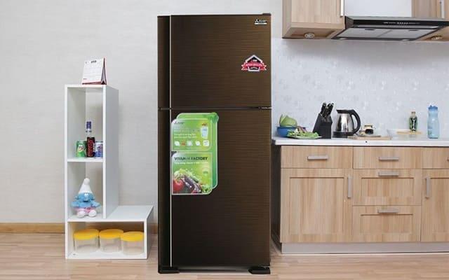 Nên mua tủ lạnh hãng nào? Tủ lạnh Mitsubishi