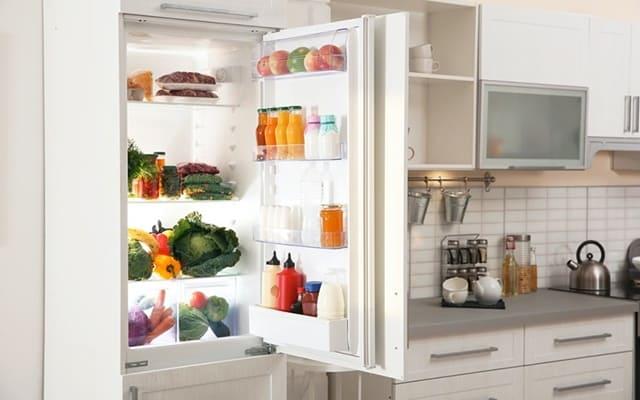Khi sử dụng tủ lạnh lần đầu, tủ lạnh vẫn chưa lạnh lắm là hiện tượng bình thường