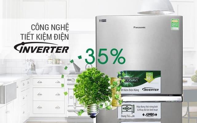 Tiết kiệm điện năng hiệu quả vượt trội với công nghệ Inverter