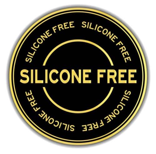 """Tìm Kiếm Ký Hiệu """"Non-Silicone"""" hoặc """"Silicone-Free"""" trên Bao Bì"""