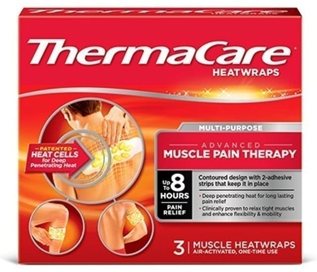 ThermaCare Miếng Dán Giảm Đau ThermaCare HeatWraps