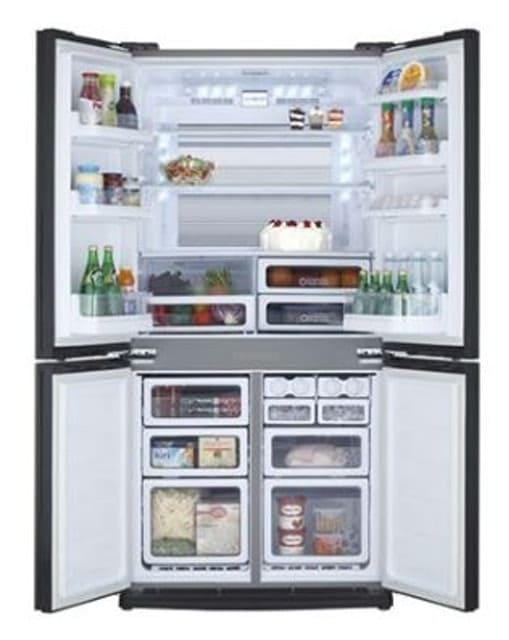 / SHARP Tủ Lạnh SJ-FX 630V-ST