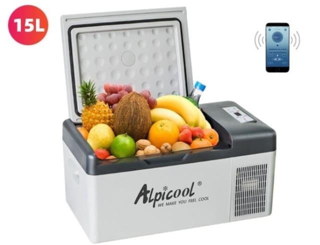 Alpicool Tủ Lạnh Thông Minh 15L