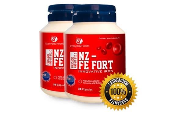 Everyday HealthViên Sắt NZ-FE FORT INNOVATIVE IRON