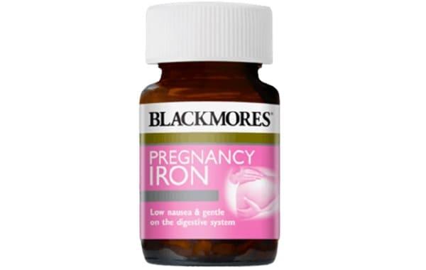 BlackmoresViên Sắt Pregnancy Iron