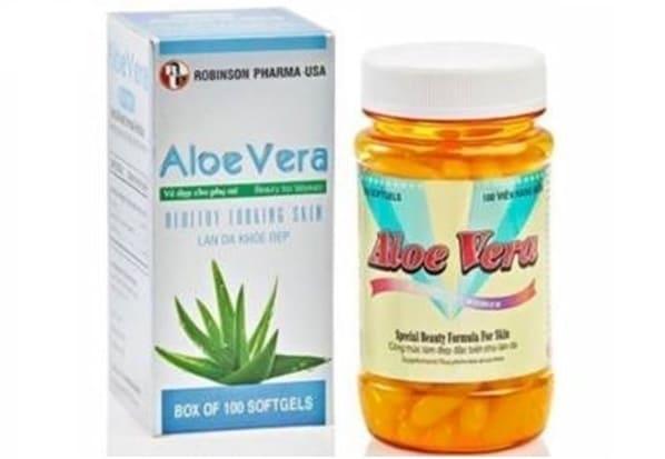 Robinson Pharma USAViên Uống Sữa Ong Chúa Aloe Vera