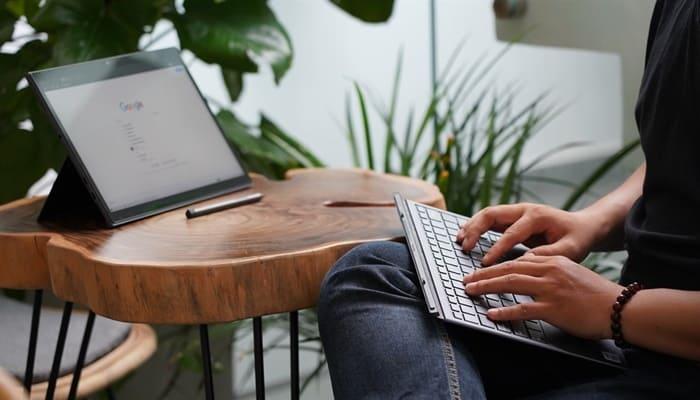 Laptop Lenovo Yoga Duet 7 13 inch 13IML05 i5-10210U 82AS009AVN