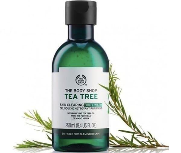 THE BODY SHOP Sữa Tắm Trị Mụn Tea Tree