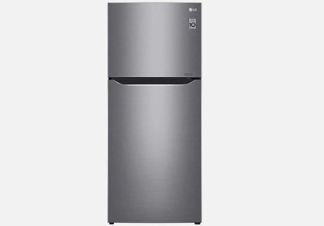 LG Tủ Lạnh Ngăn Đá Trên với DoorCooling+ GN-M422PS