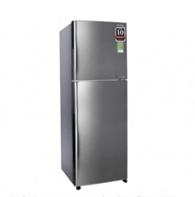 Sharp Tủ Lạnh Dòng Apricot Inverter SJ-X251E-SL