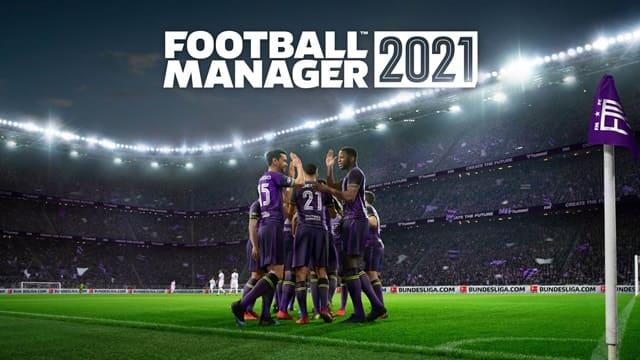 Gam đá bóng Football Manager