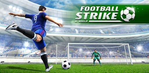 Game đá bóng phổ biết nhất Football Strike