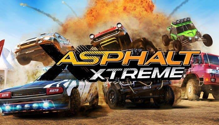 Asphalt Xtreme với những pha rượt đuổi khốc liệt
