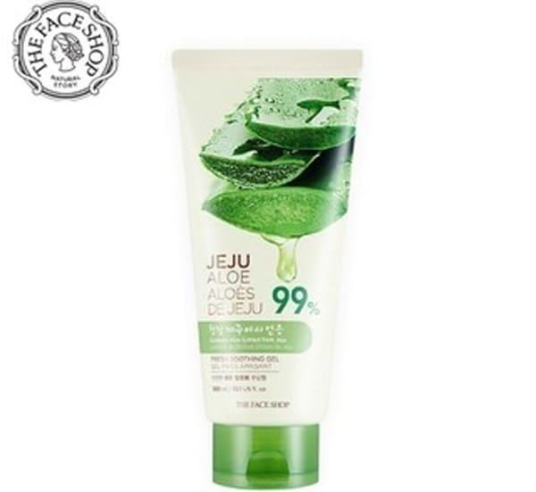 LG Household & Health CareThe FaceShop Jeju Aloe Fresh Soothing Gel