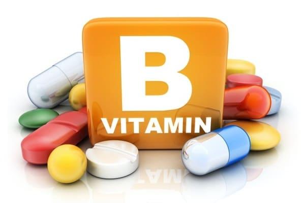 Viên Uống Có Chứa Vitamin B2 và B6