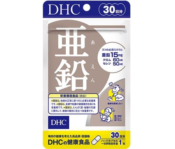 DHC Viên Kẽm Trị Mụn