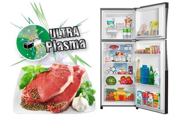 Tủ lạnh Aqua bảo vệ thực phẩm bạn an toàn với Ultra Plasma
