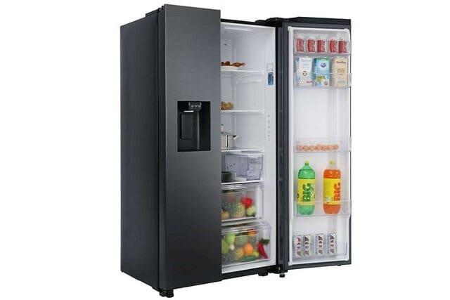 Tủ lạnh SBS Samsung Inverter RS64R5301B4 - 617 lít