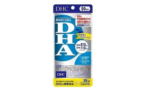 DHC DHA 80 Viên