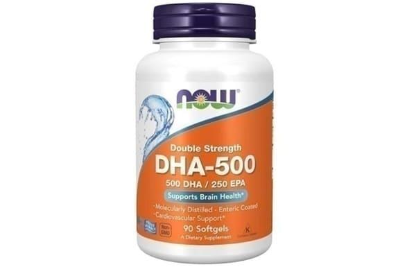 NOW Foods DHA-500 90 Viên
