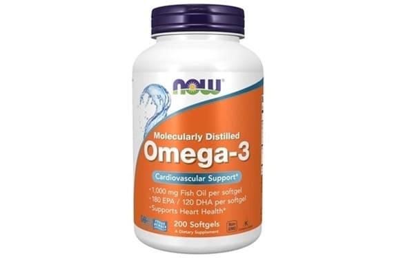 NOW Foods Omega-3 200 Viên