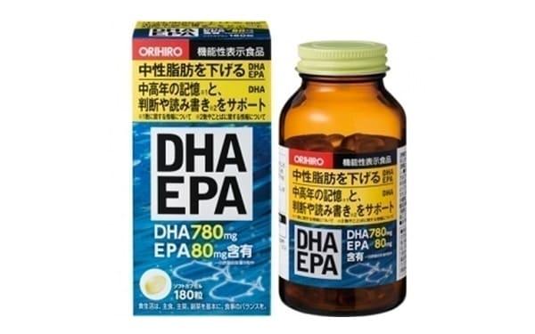 ORIHIRO DHA EPA 180 Viên