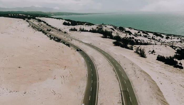 Du lịch Mũi Né bằng xe máy