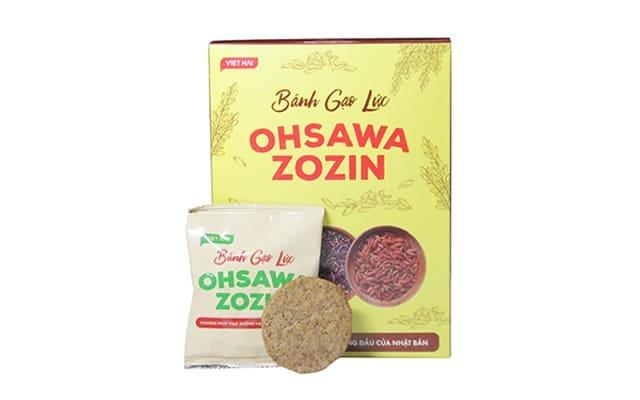 VIỆT HẢI - Bánh Gạo Lứt OHSAWA ZOZIN